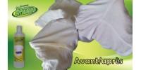 Détachants pour taches de sueur jaunes aux sous-bras 377 ml