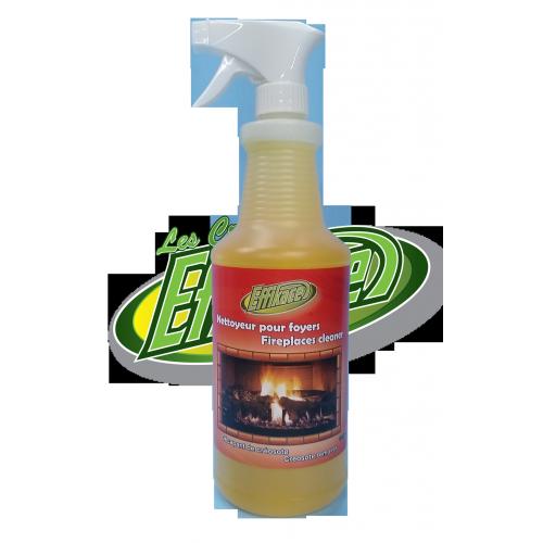 Nettoyeur pour foyer au bois Effikace 950 ml